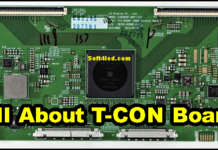 All About T-CON Board Signals and Voltages
