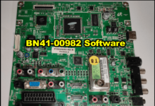 BN41-00982 Software Free Download