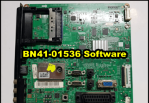 BN41-01536 Software Free Download