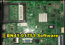 BN41-01751 Software Free Download