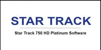 Star Track 750 HD Platinum