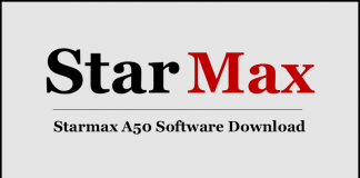 Starmax A50 Software All Latest and Old Versions Download